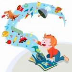 Criança e livro