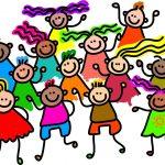 Crianças na dança